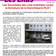 Tract fermeture RLD novembre 2014